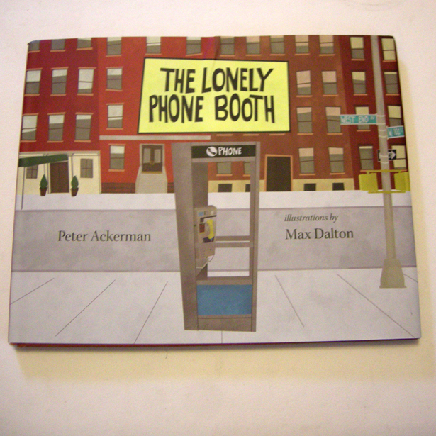 the lonely phone booth r u m t o s s e t