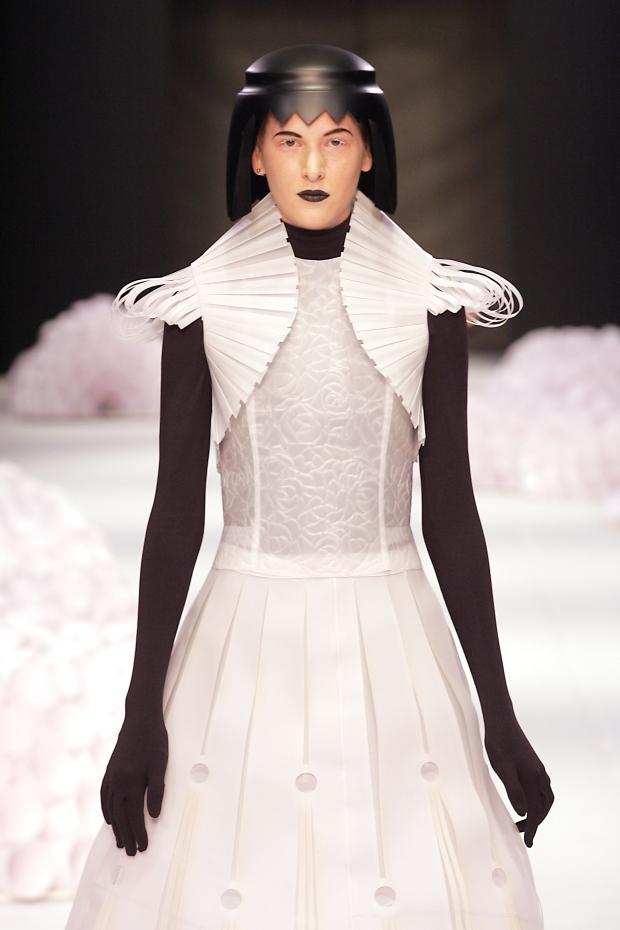 Brazilian Fashion Designer Alexandre Herchcovitch